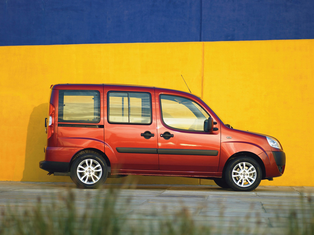 Снимки: Fiat Doblo Kombi (223)