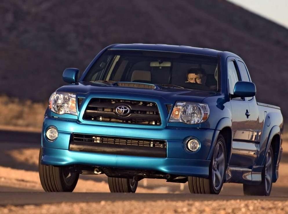 Снимки: Toyota Tacoma