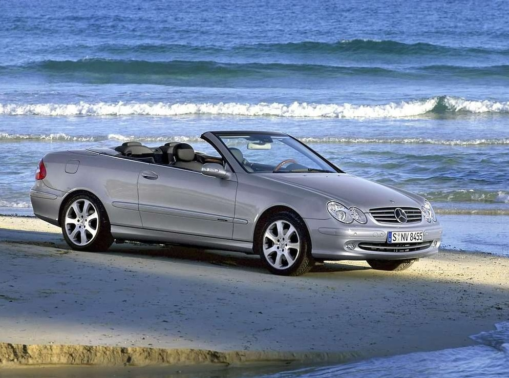 Снимки: Mercedes-benz CLK (W209)