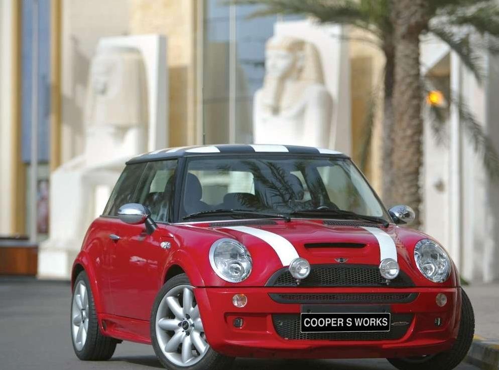 Снимки: Mini Cooper S