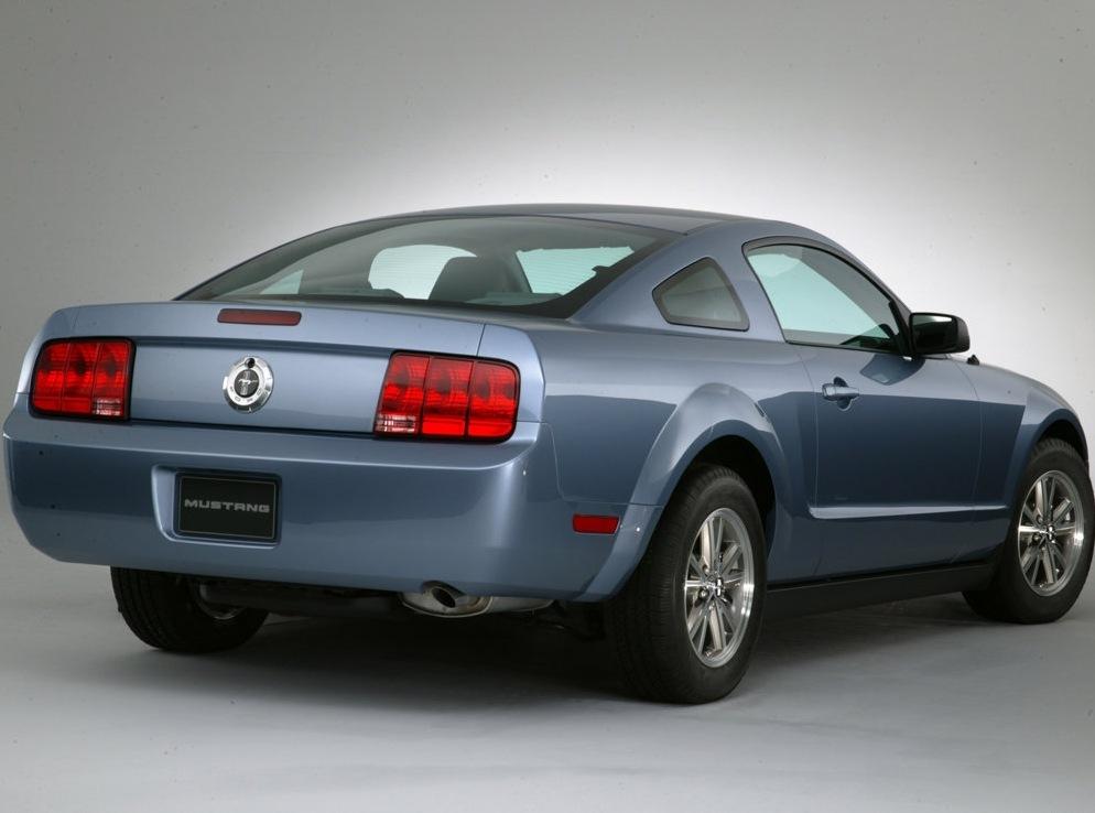Снимки: Ford Mustang 5