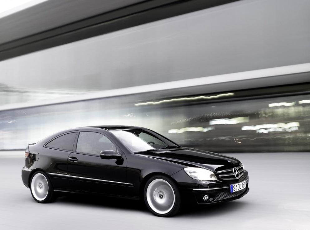 Снимки: Mercedes-benz CLC-klasse