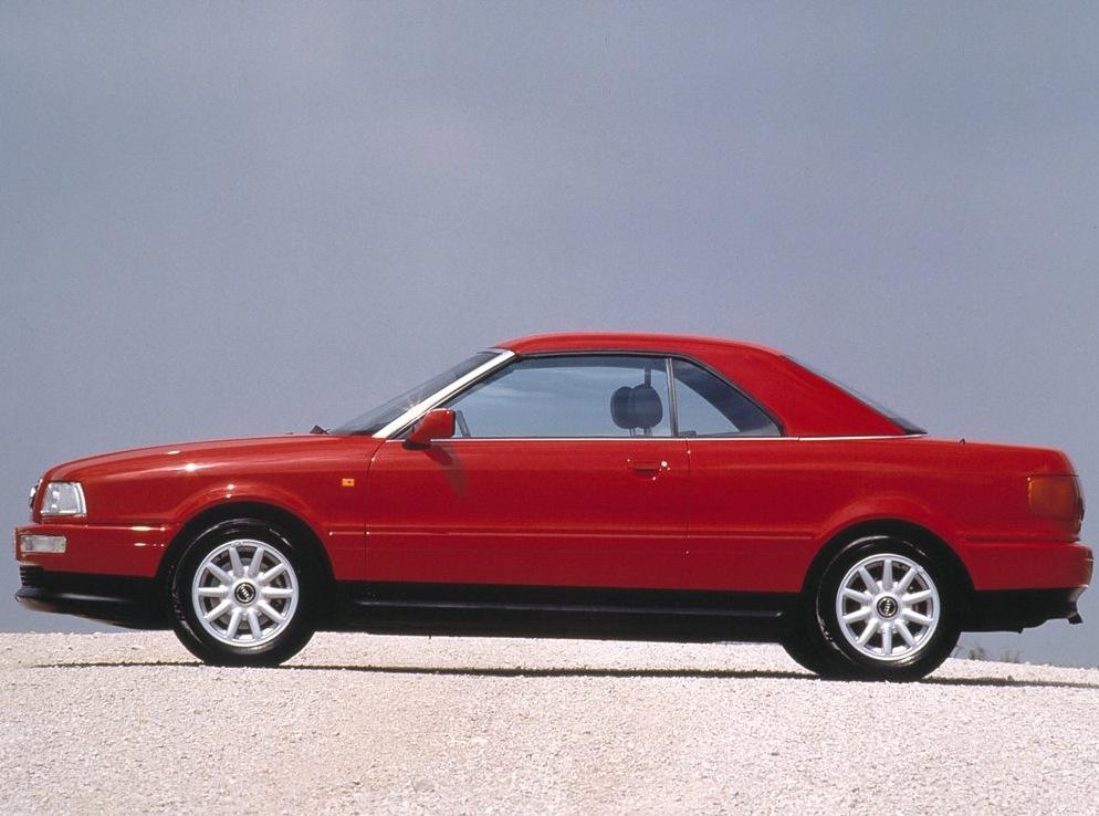 Снимки: Audi Cabriolet (89)