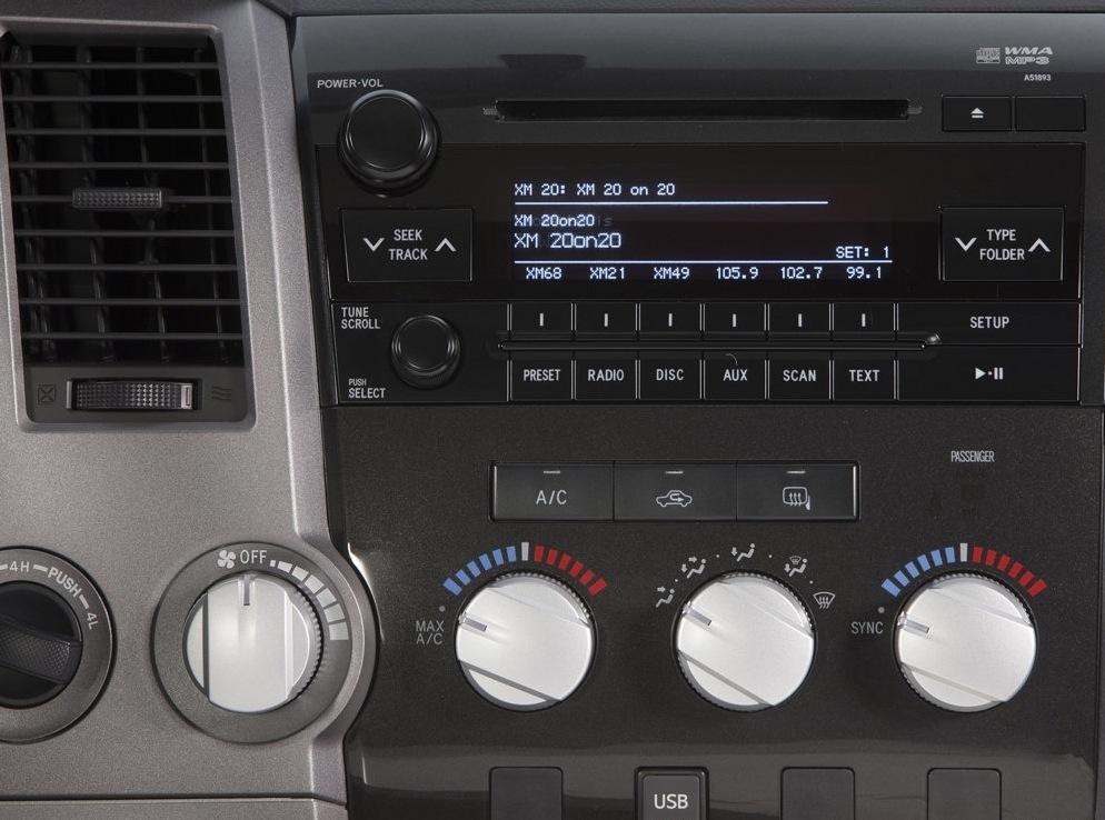Снимки: Toyota Tundra 2