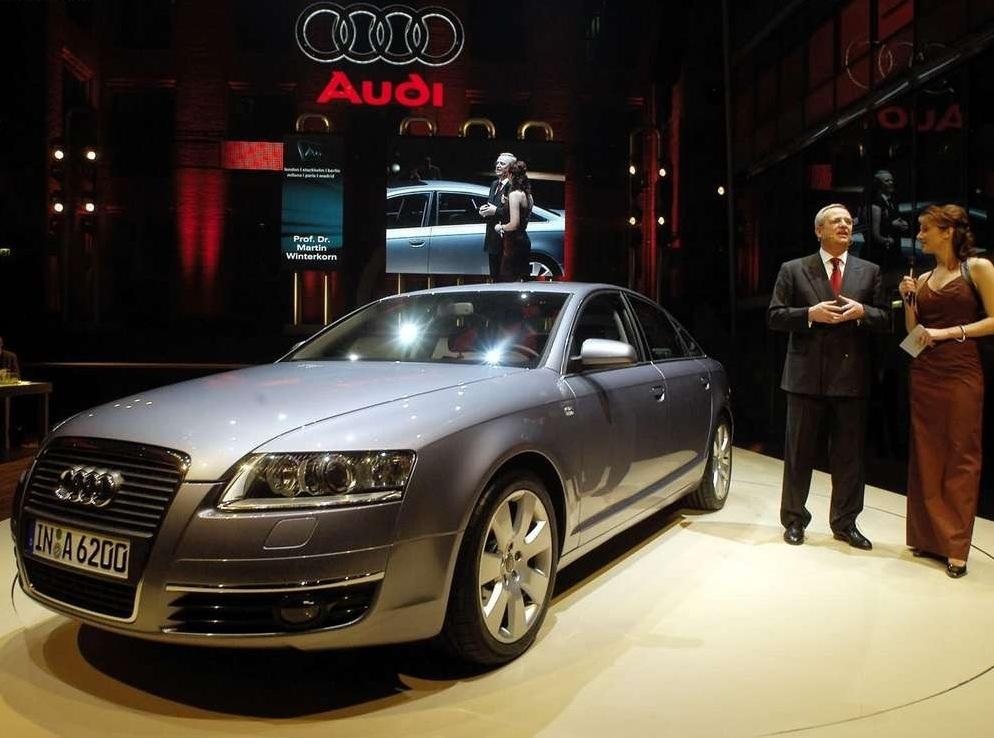 Снимки: Audi A6 ( 4F C6)