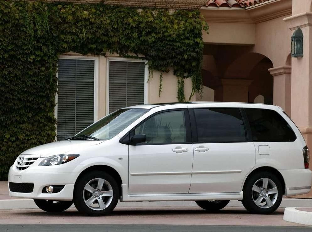 Снимки: Mazda MPV I (LV)