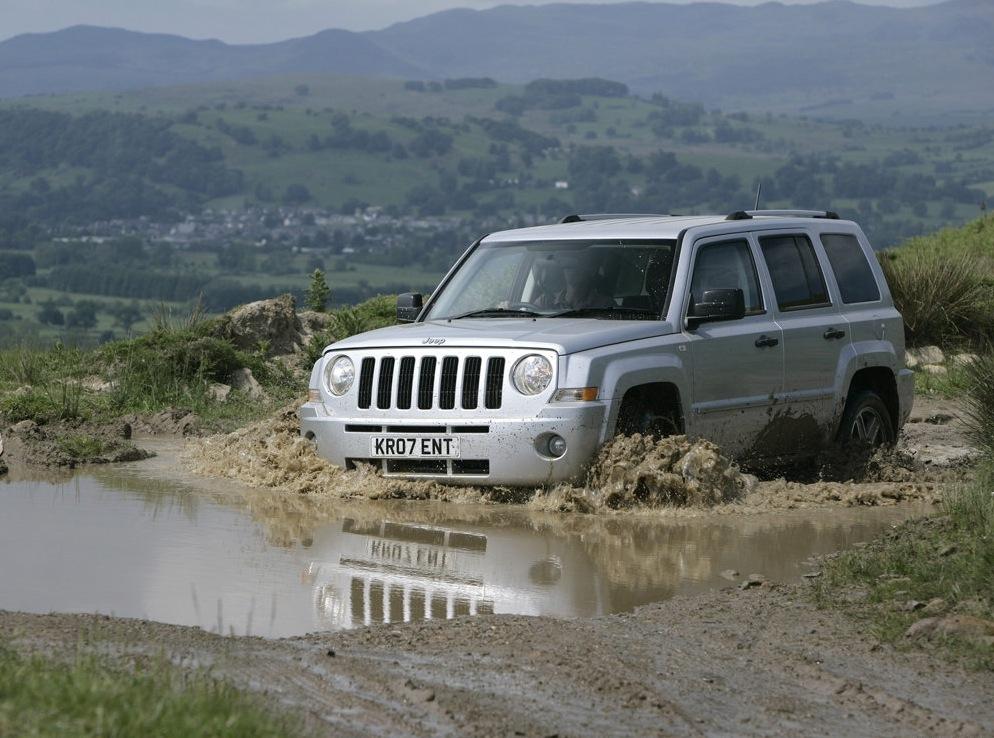 Снимки: Jeep Patriot