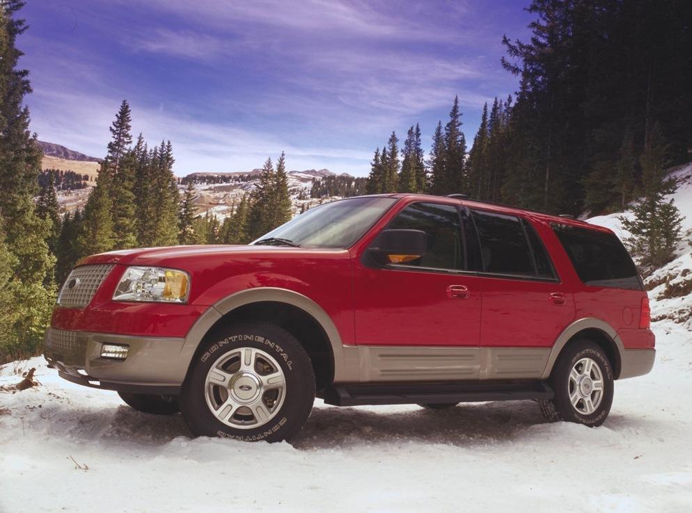 Снимки: Ford Expedition II