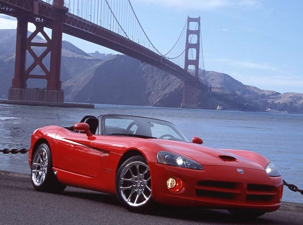 Снимки: Dodge Viper RT II