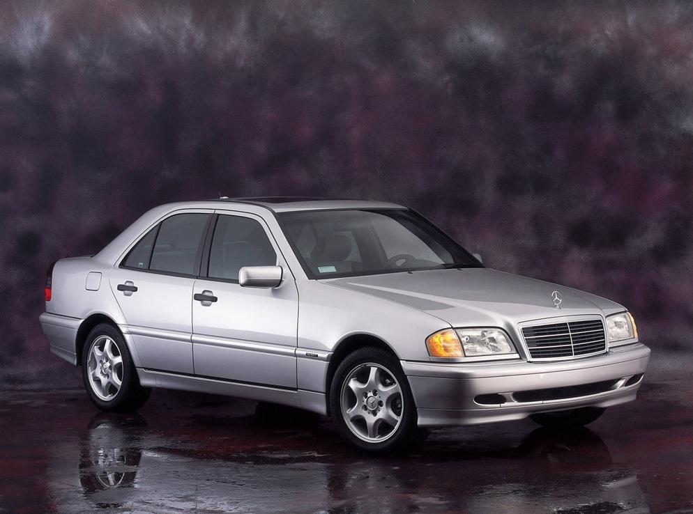 Снимки: Mercedes-benz C-klasse (W202)
