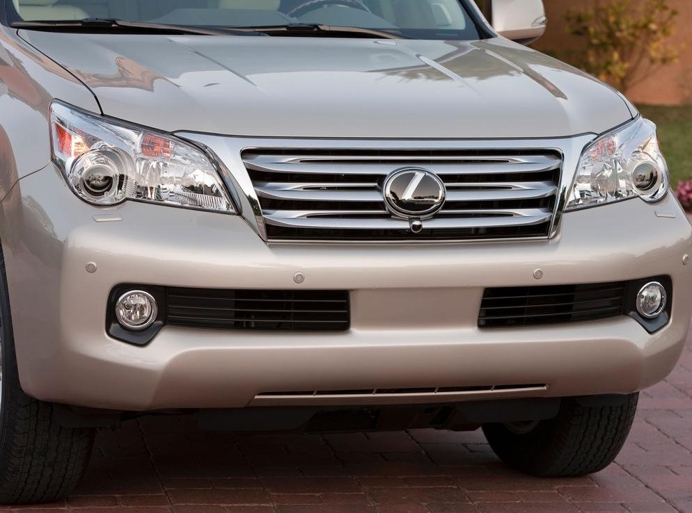 Снимки: Lexus GX 2 (J15) 2009