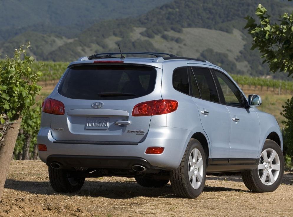 Снимки: Hyundai Santa Fe II