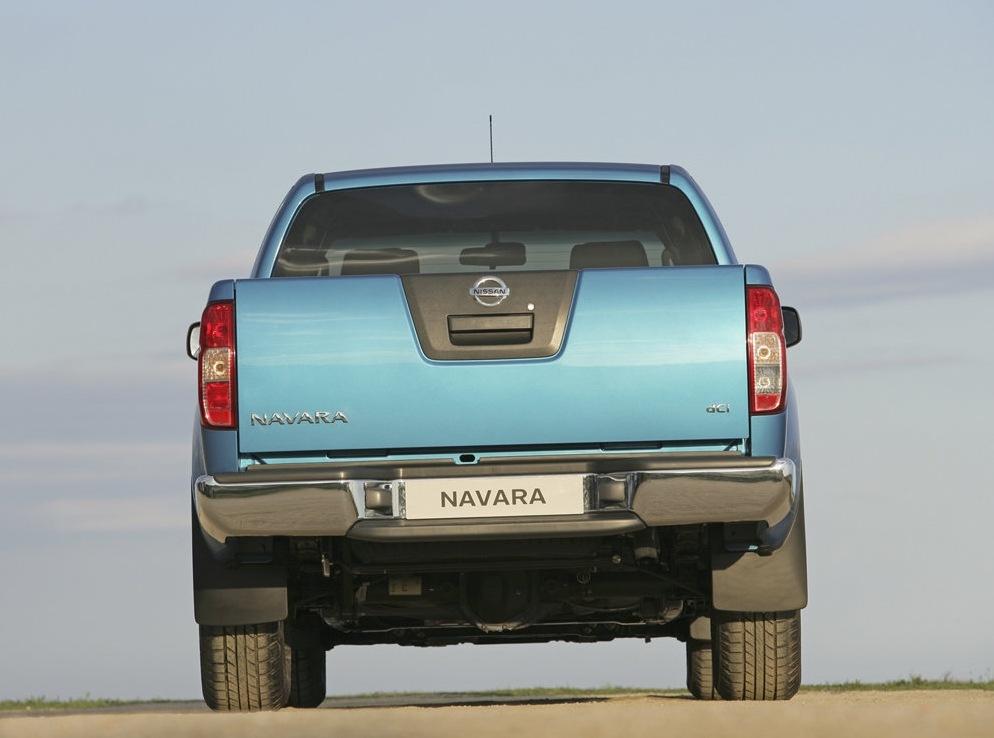 Снимки: Nissan Navara