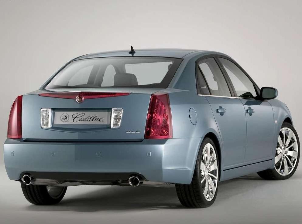 Снимки: Cadillac BLS