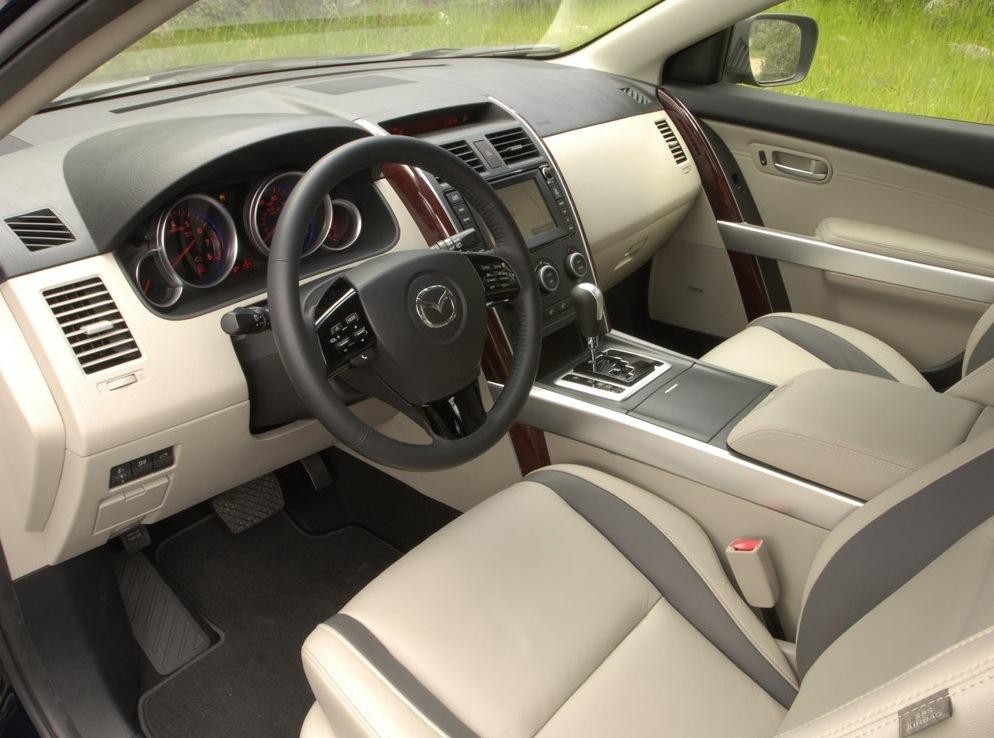 Снимки: Mazda CX-9