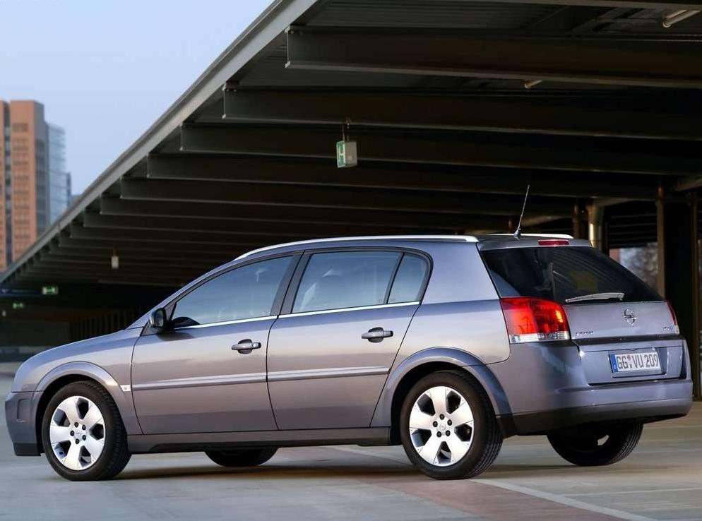 Снимки: Opel Signum