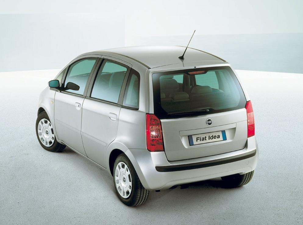 ������: Fiat Idea