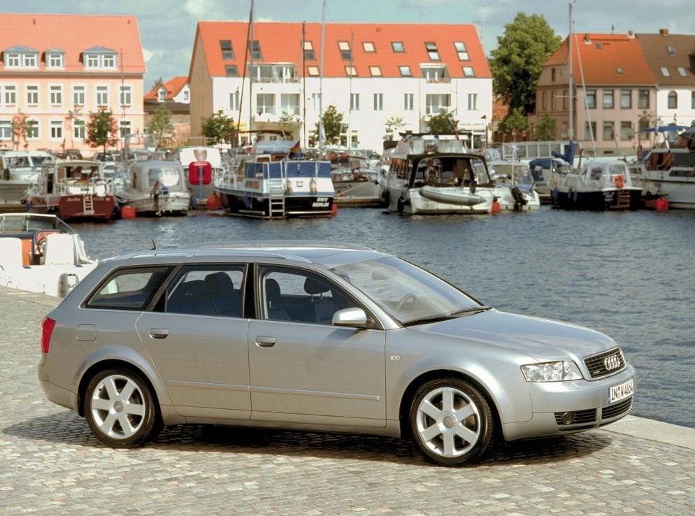 Снимки: Audi A4 Avant (B6)