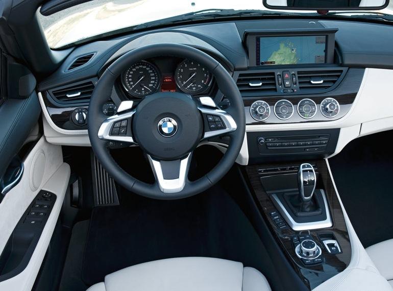 Снимки: Bmw Z4 (e89) Roadster
