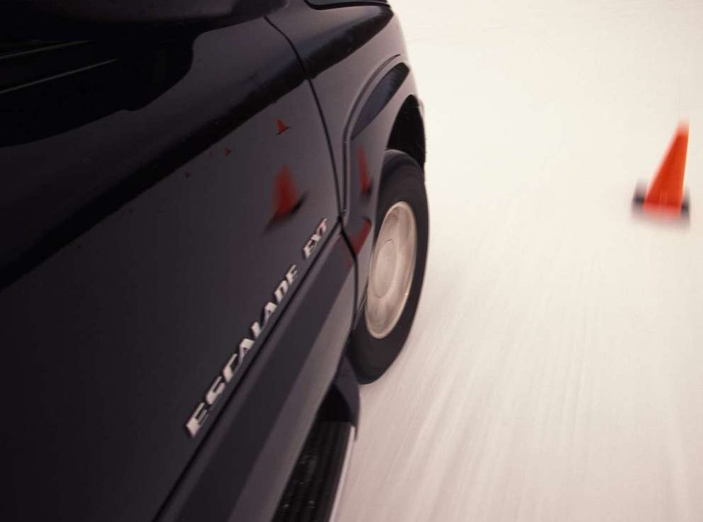 Снимки: Cadillac Escalade Pick Up