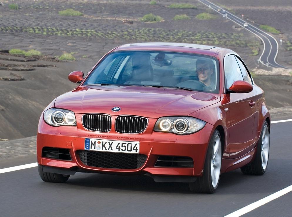 Снимки: Bmw 1er Coupe (E82)
