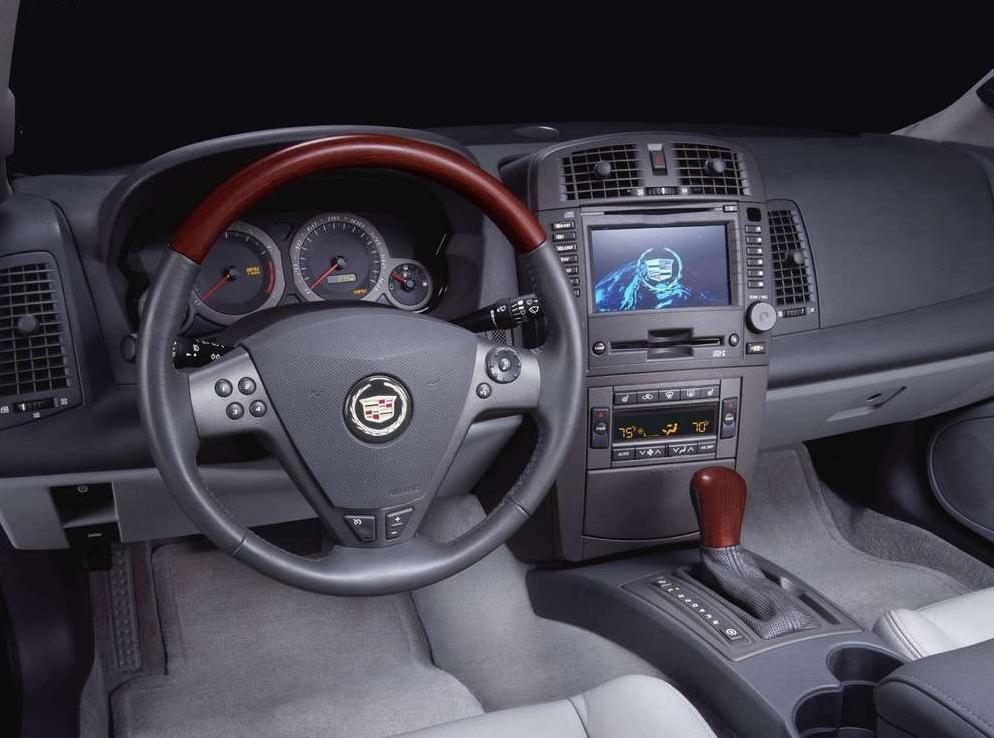 Снимки: Cadillac CTS II