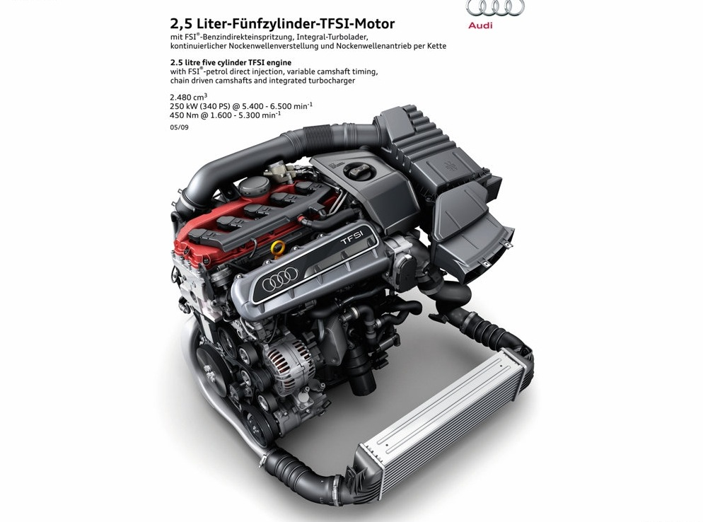 Снимки: Audi TT RS Coupe