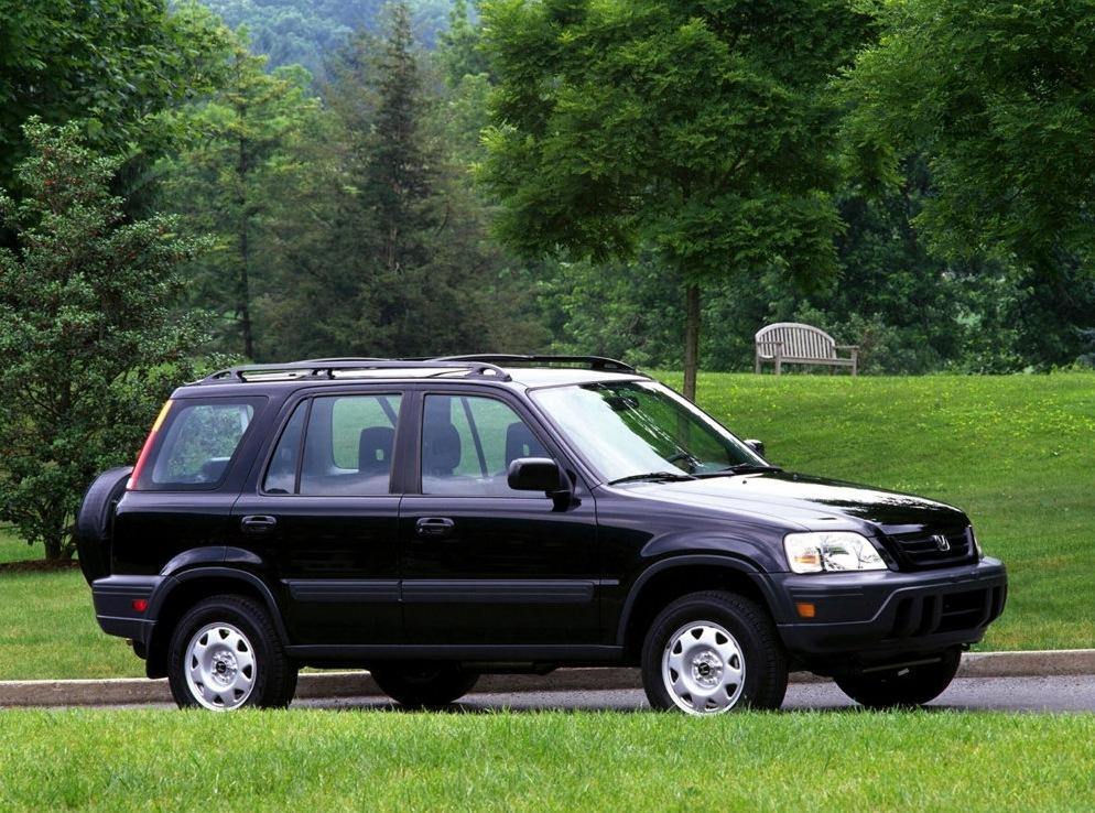 Снимки: Honda CR-V 1996
