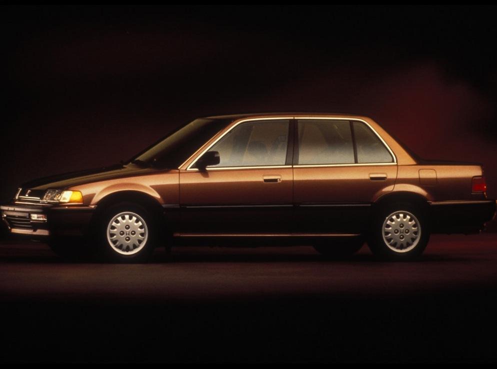 Снимки: Honda Civic-4