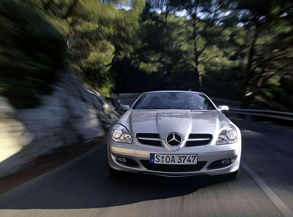 Снимки: Mercedes-benz SLK (R171)