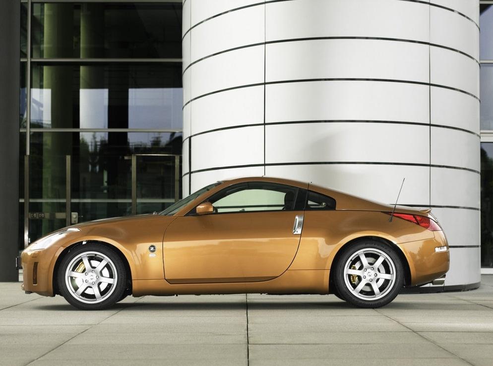 Снимки: Nissan 350Z (Z33)