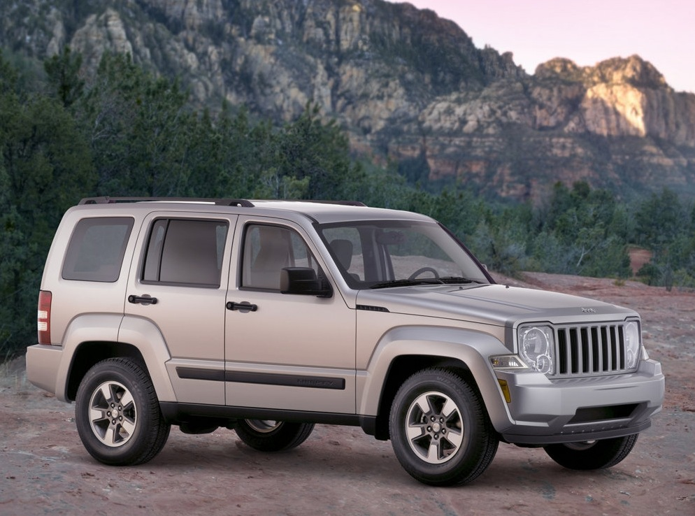 Снимки: Jeep Liberty II