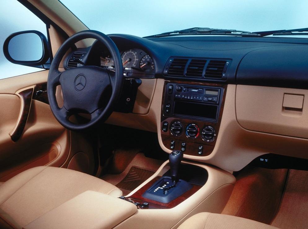 Снимки: Mercedes-benz ML-Class (W163)