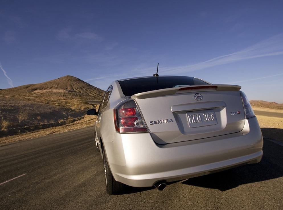 Снимки: Nissan Sentra (VI)
