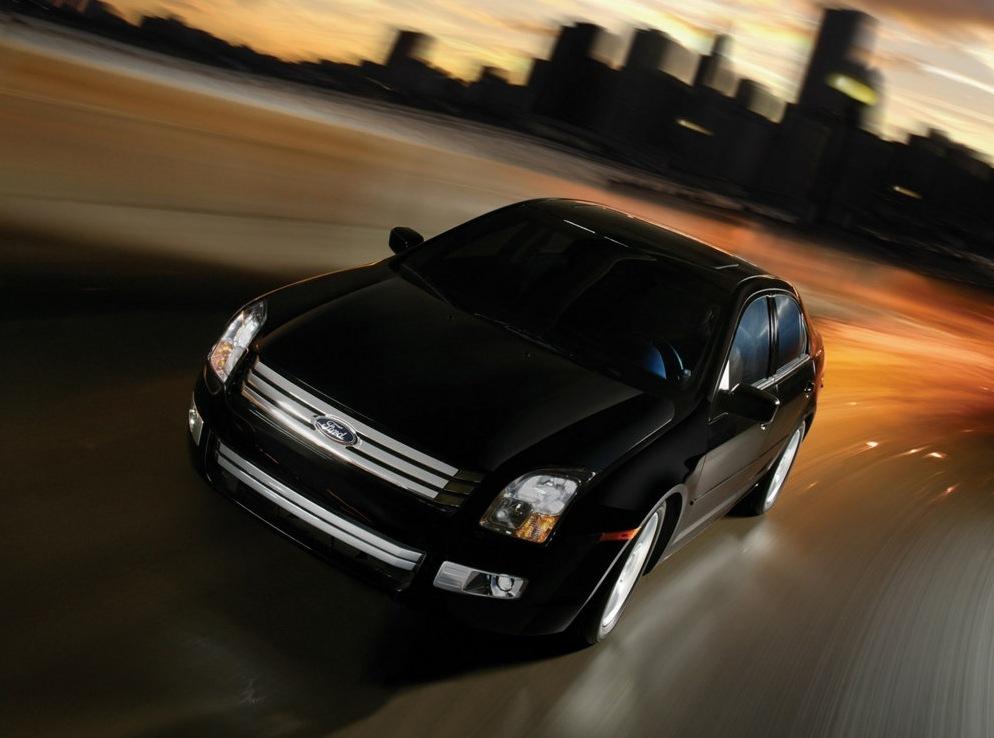 Снимки: Ford Fusion (USA)