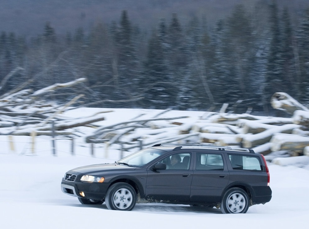 Снимки: Volvo XC70-2