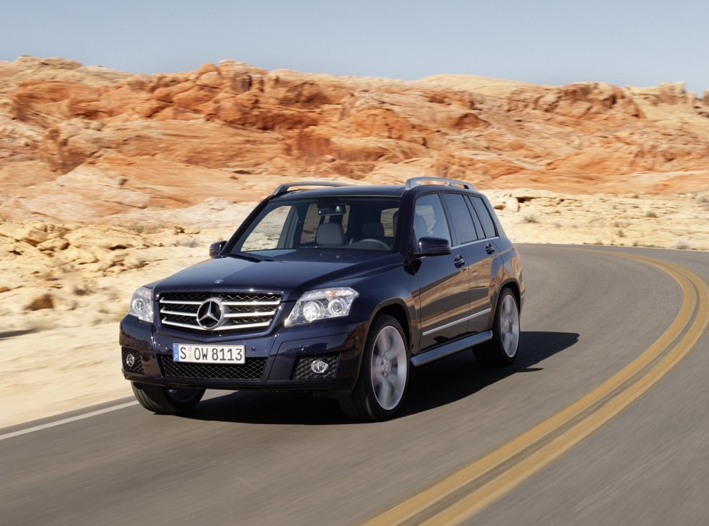 Снимки: Mercedes-benz GLK-klasse