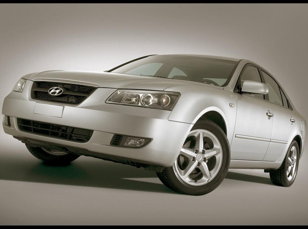 Снимки: Hyundai Sonata V