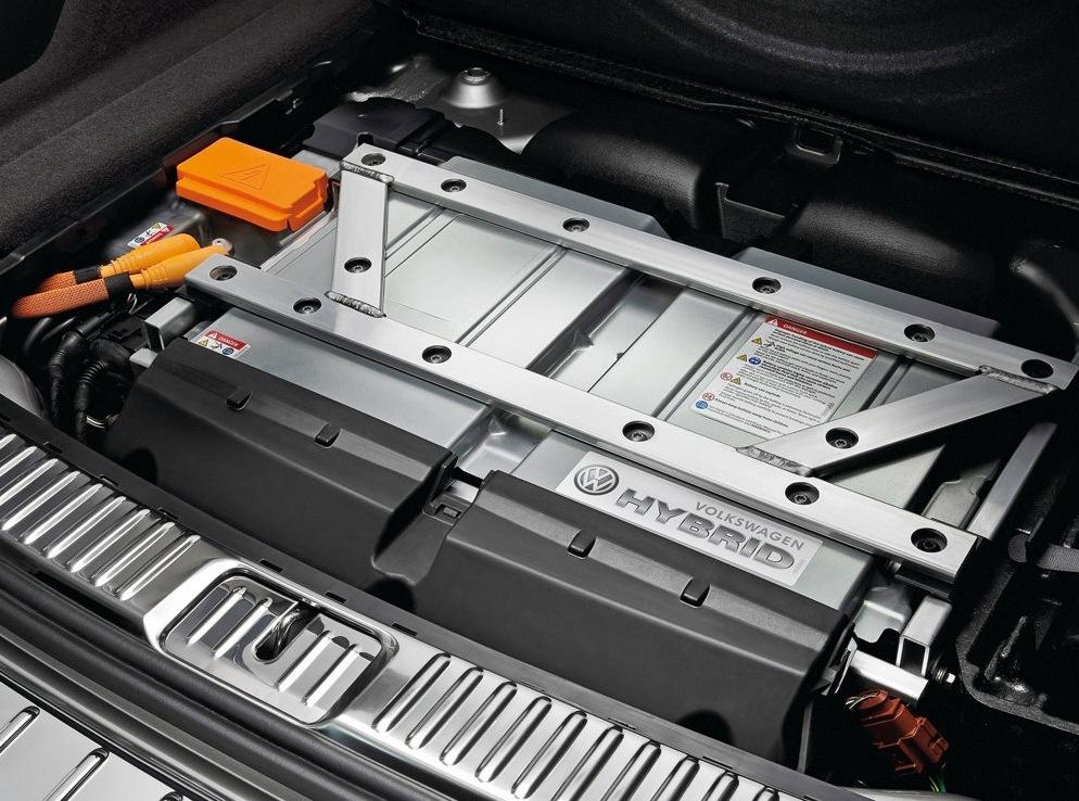 Снимки: Volkswagen Touareg 2010