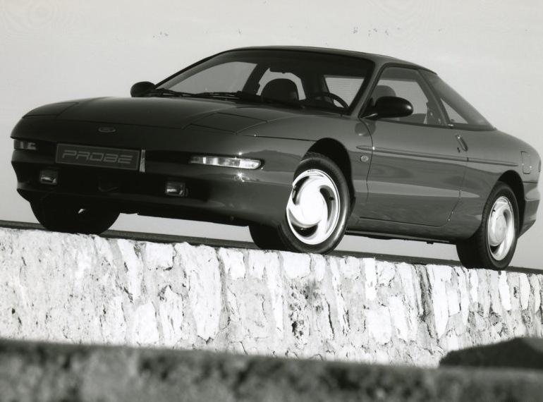 Снимки: Ford Probe II (ECP)
