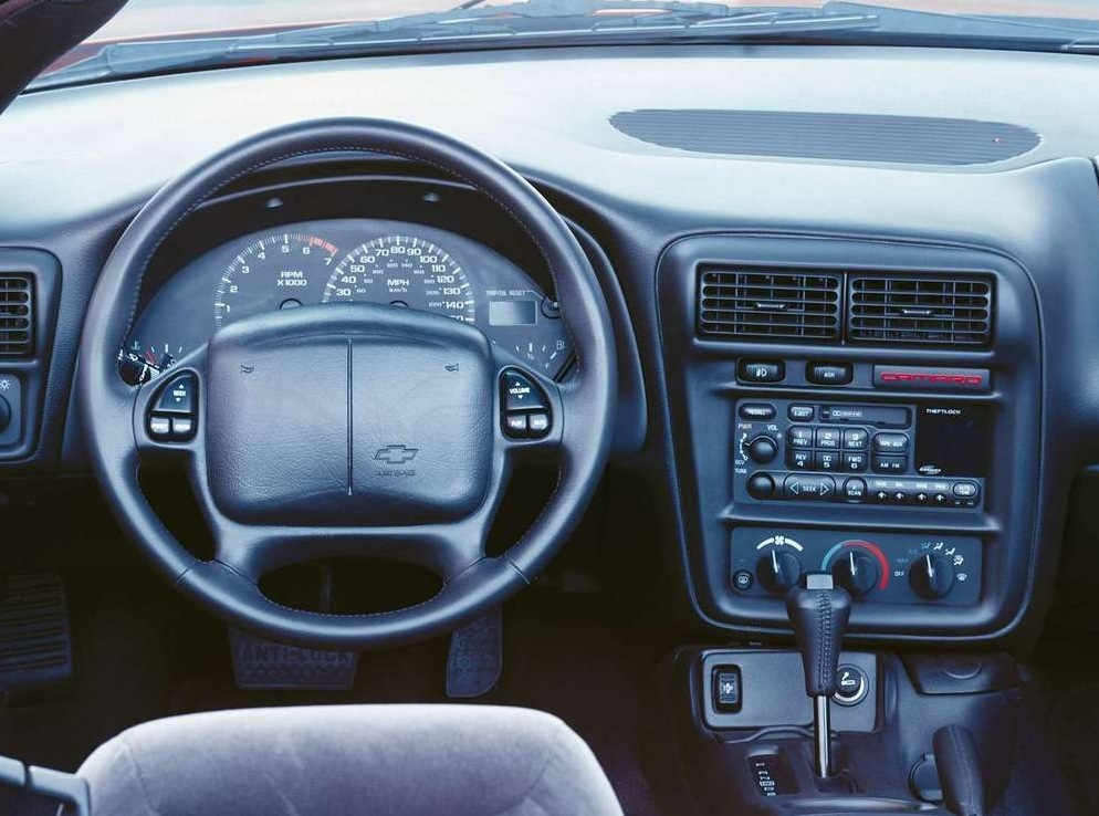 Снимки: Chevrolet Camaro Convertible 4