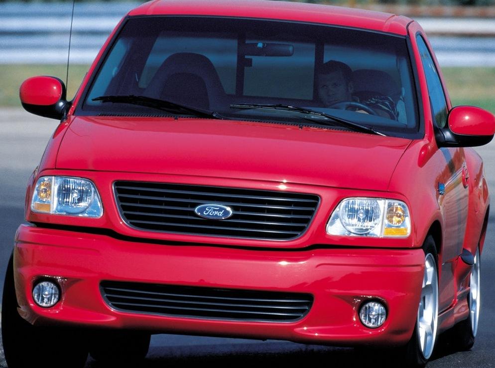 Снимки: Ford F-150 (1988-2006)