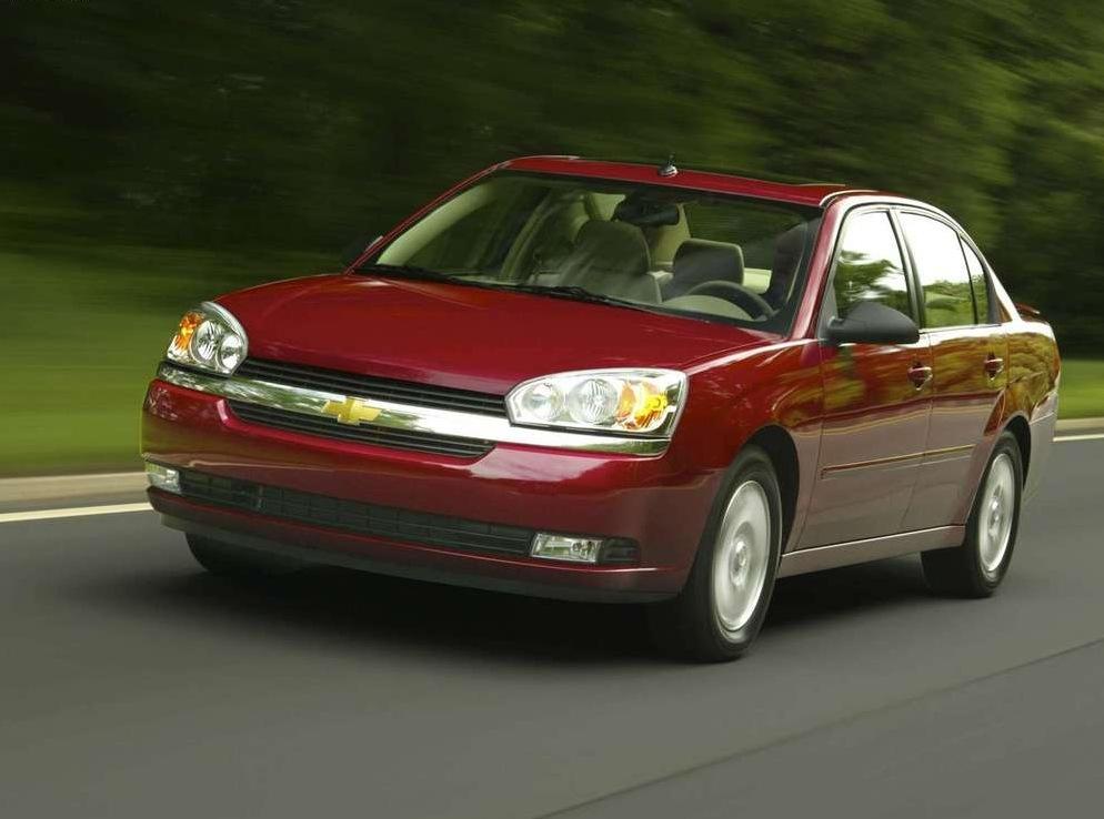 Снимки: Chevrolet Malibu V (E)