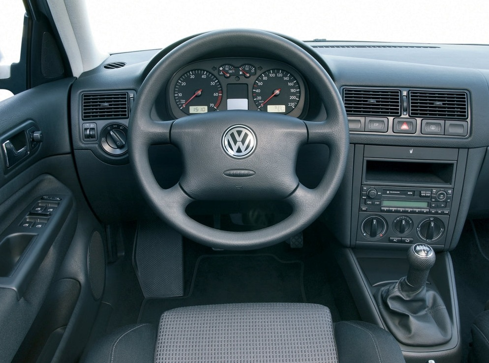 Снимки: Volkswagen Golf 4 (1J1)