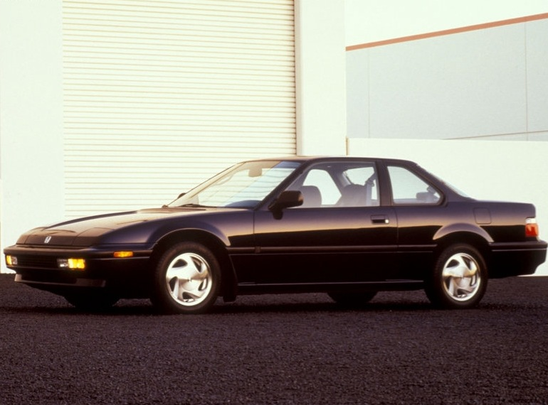 Снимки: Honda Prelude II (AB)