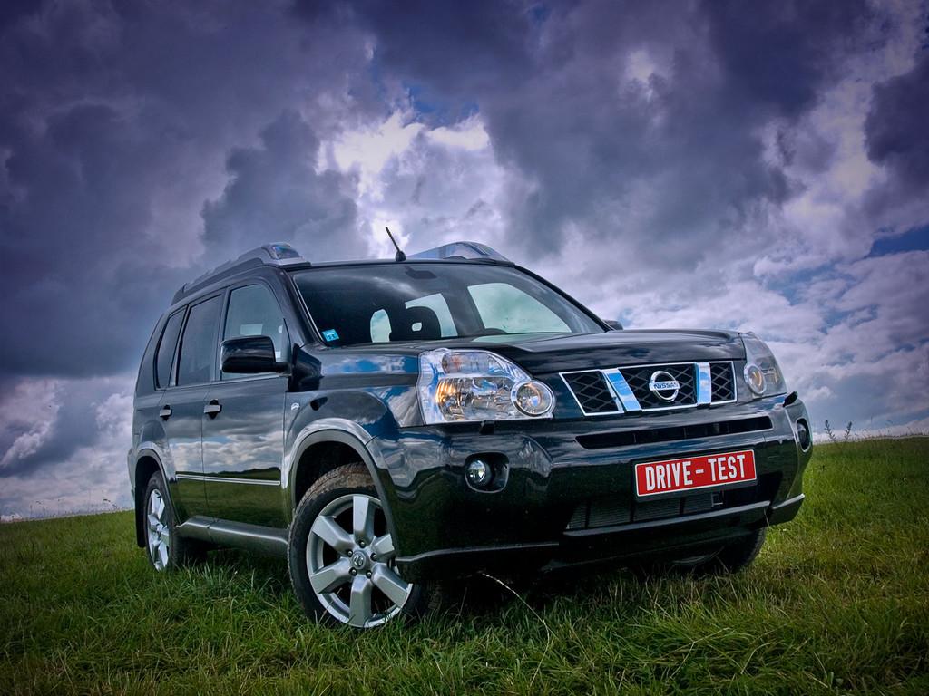 Снимки: Nissan X-Trail II