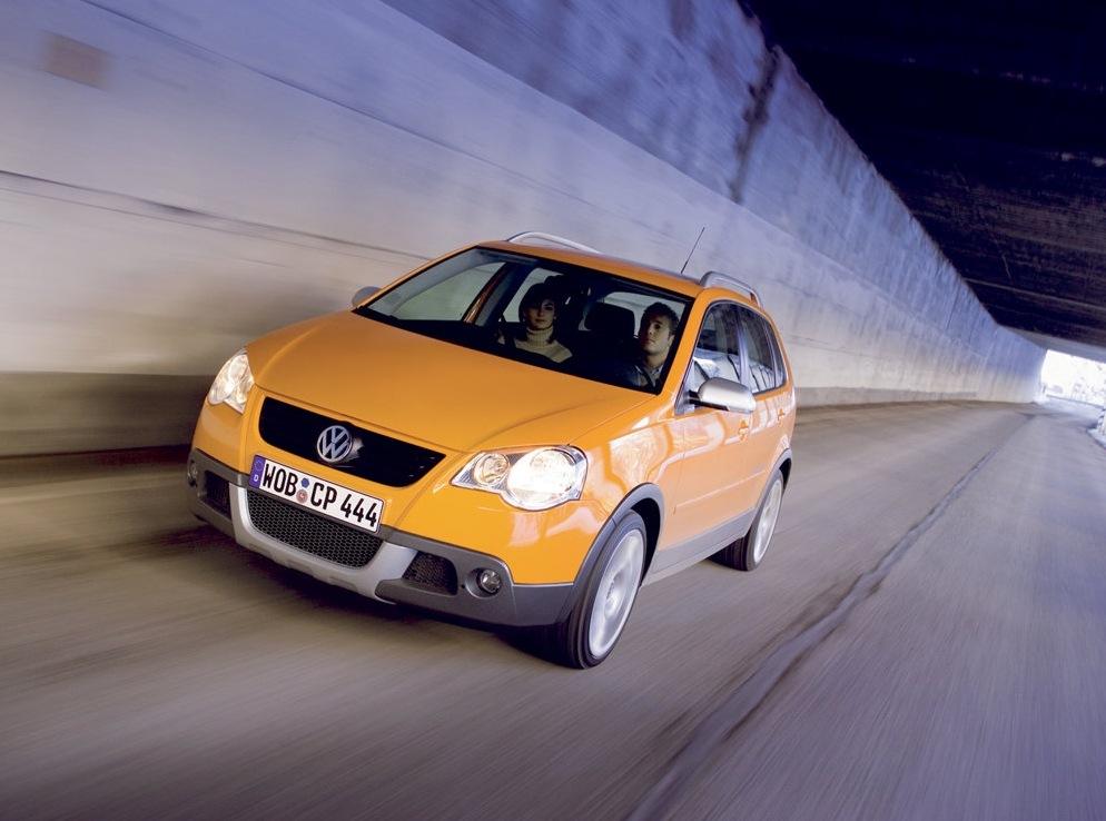 Снимки: Volkswagen CrossPolo