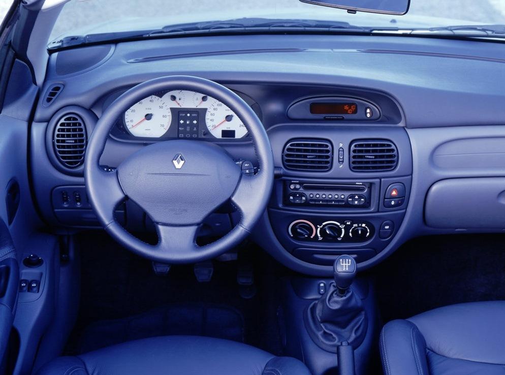 Снимки: Renault Megane Cabriolet (EA)