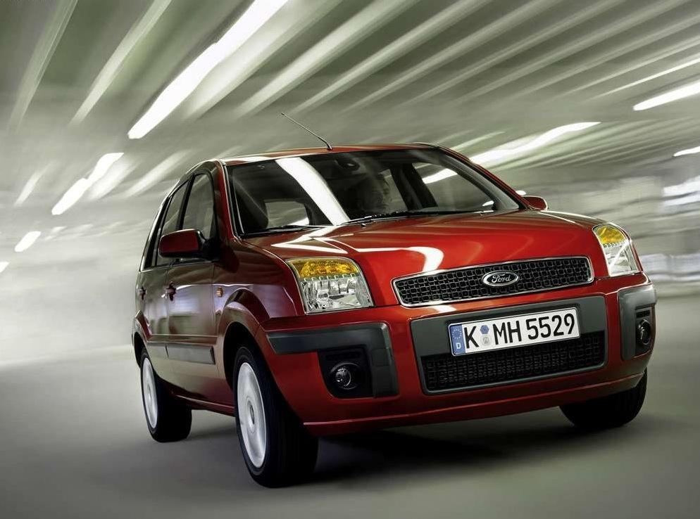 Снимки: Ford Fusion