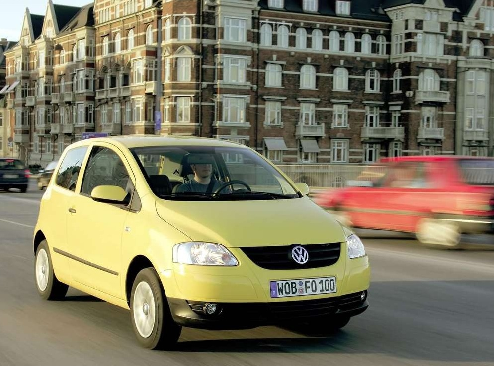 Снимки: Volkswagen Fox